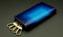 Bleu saphir ブルー・サフィール(サファイアの青)キーケース
