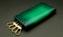 キャメル:グリーン:Vert emeraude ヴェール・エムロードゥ(エメラルドの緑)